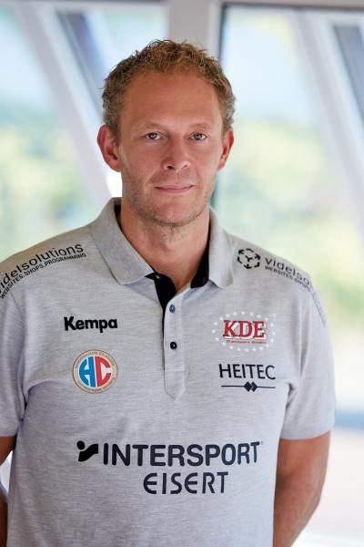 Portraitfoto Wannenmacher Sportliche Leitung